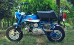 Honda - Monkey mini trail Z50A K2