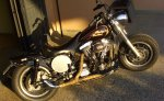 Harley Davidson - 1340 Road King Evo BOBBER LOOK